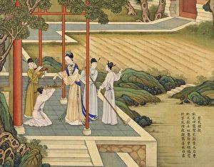【贤后传】在皇宫里养蚕种庄稼的皇后