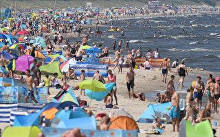 法國南部熱過「死亡谷」歐洲高溫創紀錄