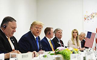 川普把中方逼回談判桌 且依然掌握主動權