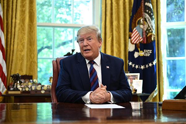 「當我獲勝時,幾乎立刻,他們都將簽署協議,這將成為這個國家(美國)的非凡交易。」特朗普補充說。(Photo by Brendan Smialowski / AFP)