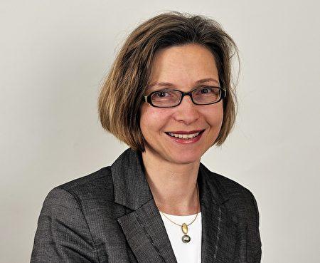 德國國會議員魏斯曼(Bettina M.Wiesmann)。(Martin Rulsch/wikipedia)