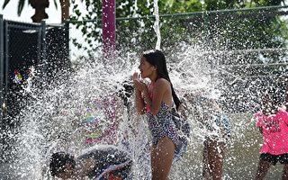 南加熱浪引發空氣質量警報