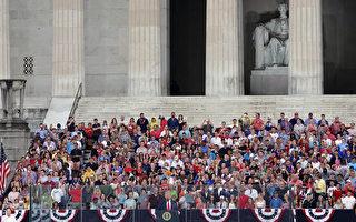 组图:国庆日展军威 美国精神让国家强大