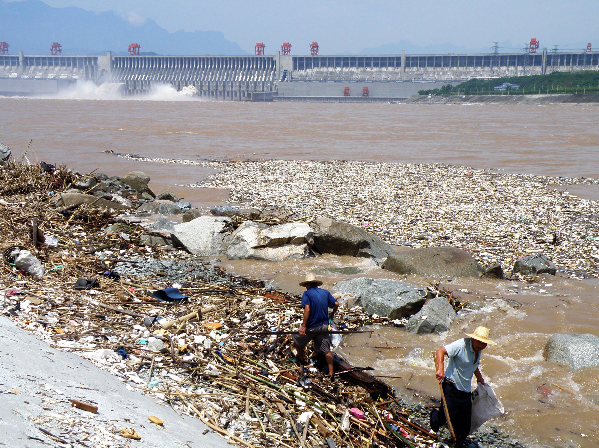 「三峽大壩變形」引關注 景區暫停接遊客
