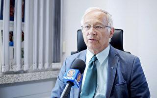 专访德议员:支持法轮功反迫害 修改器官移植法