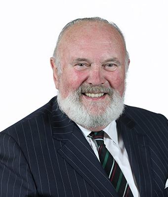 參議員諾瑞斯(Senator David Norris)。(網絡圖片)