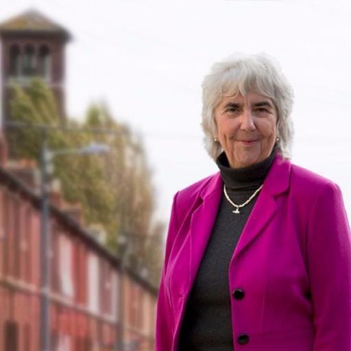愛爾蘭議員莫瑞恩·奧沙利文(Maureen O』Sullivan TD)(網絡圖片)