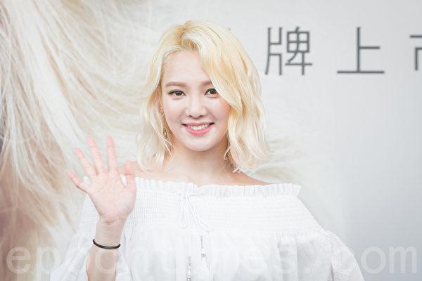 少女時代孝淵 20日以「DJ HYO」身分推出新曲