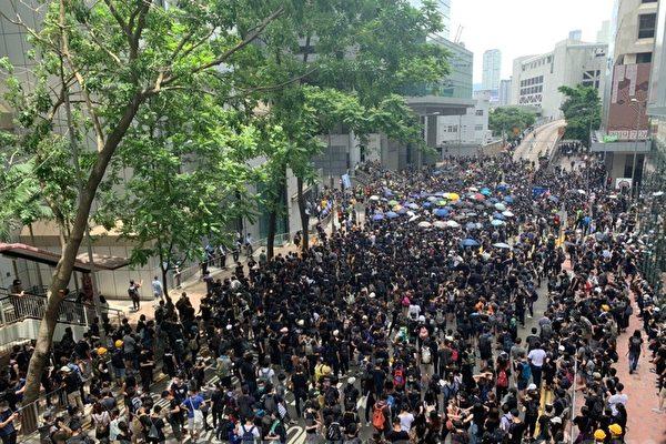 港警变更7.21游行路线遭质疑