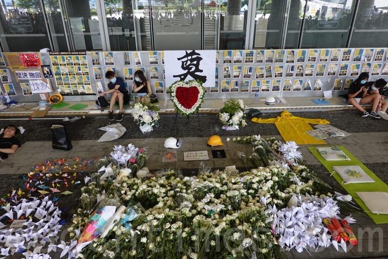 袁斌:四條逝去的生命是對中共暴政的控訴