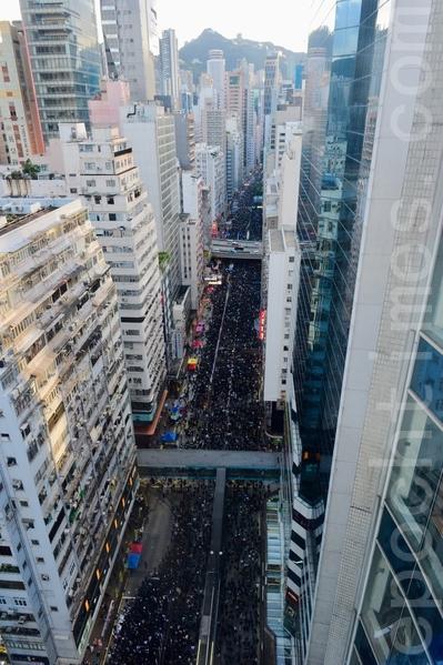 傳北京對林鄭和親中媒體不滿 習下令不見血