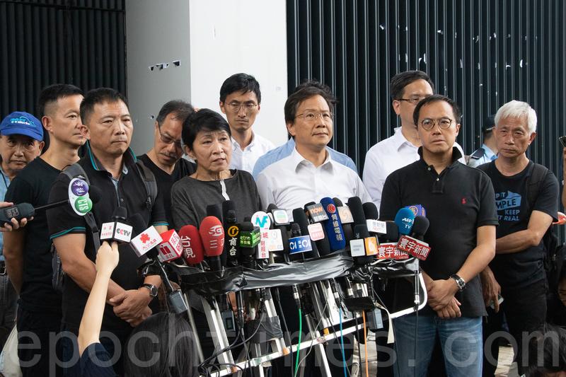 袁斌:中共把鎮壓六四誣陷法輪功手法搬到香港