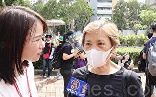 葉德嫻7.14再上街 堅持「香港人的訴求」