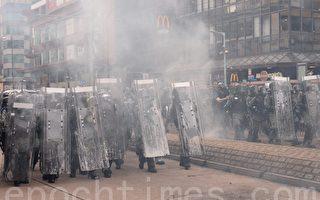 【更新】28.8万人元朗游行 警民多次冲突