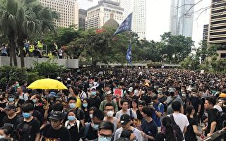 香港学生谈投身反送中运动 落泪哽咽