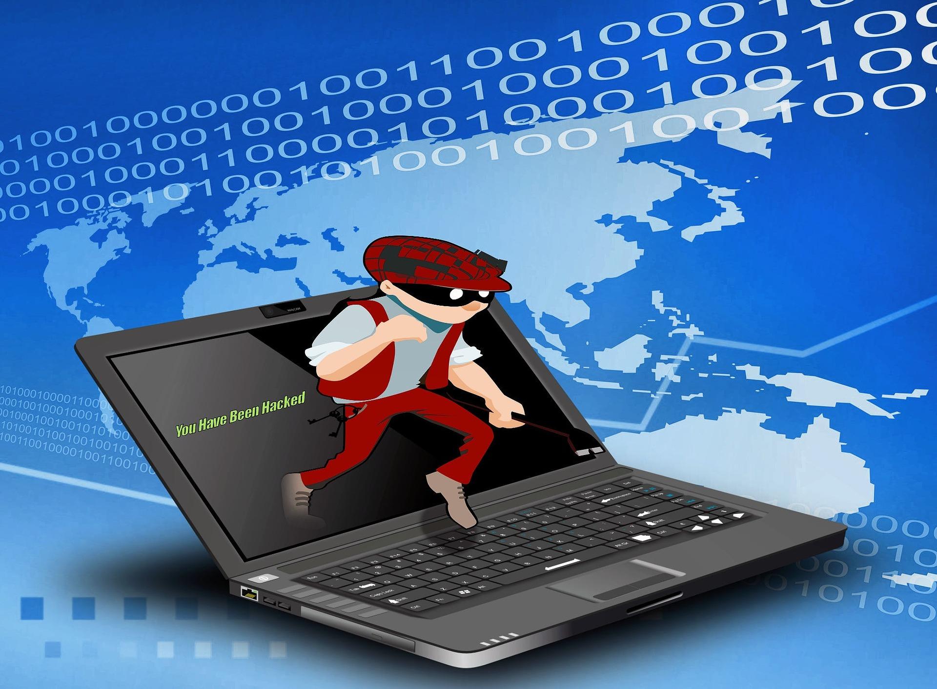 56%台企遭網攻 專家:黑客盜個資獲利4次