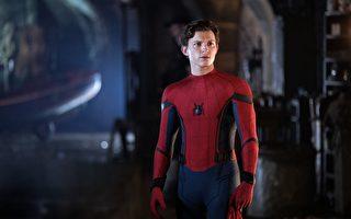《蜘蛛人:离家日》连续第2周登北美冠军
