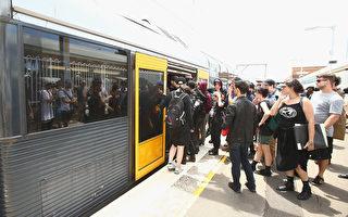 下班高峰期悉尼火車經常誤點 西線南線最甚