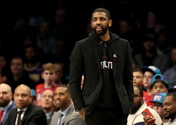 NBA杜蘭特頂薪加盟 籃網組成 「三巨頭」