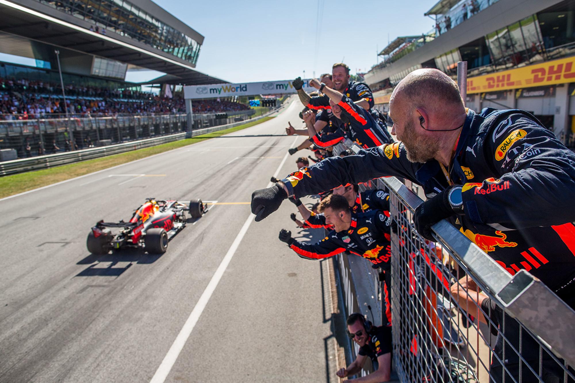 F1奥地利站:维斯塔潘在红牛主场再次夺冠