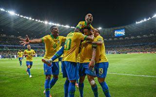 東道主巴西2:0淘汰阿根廷 進美洲盃決賽