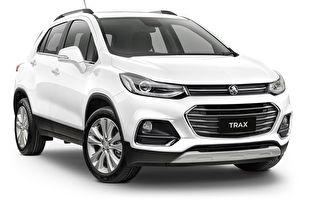 霍顿紧凑级城市SUV:Holden TRAX 2019
