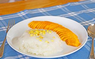 【美食天堂】泰式糯米芒果 |夏日必吃甜点