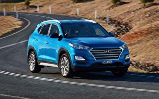 低調外斂第三代城市SUV:Hyundai Tucson