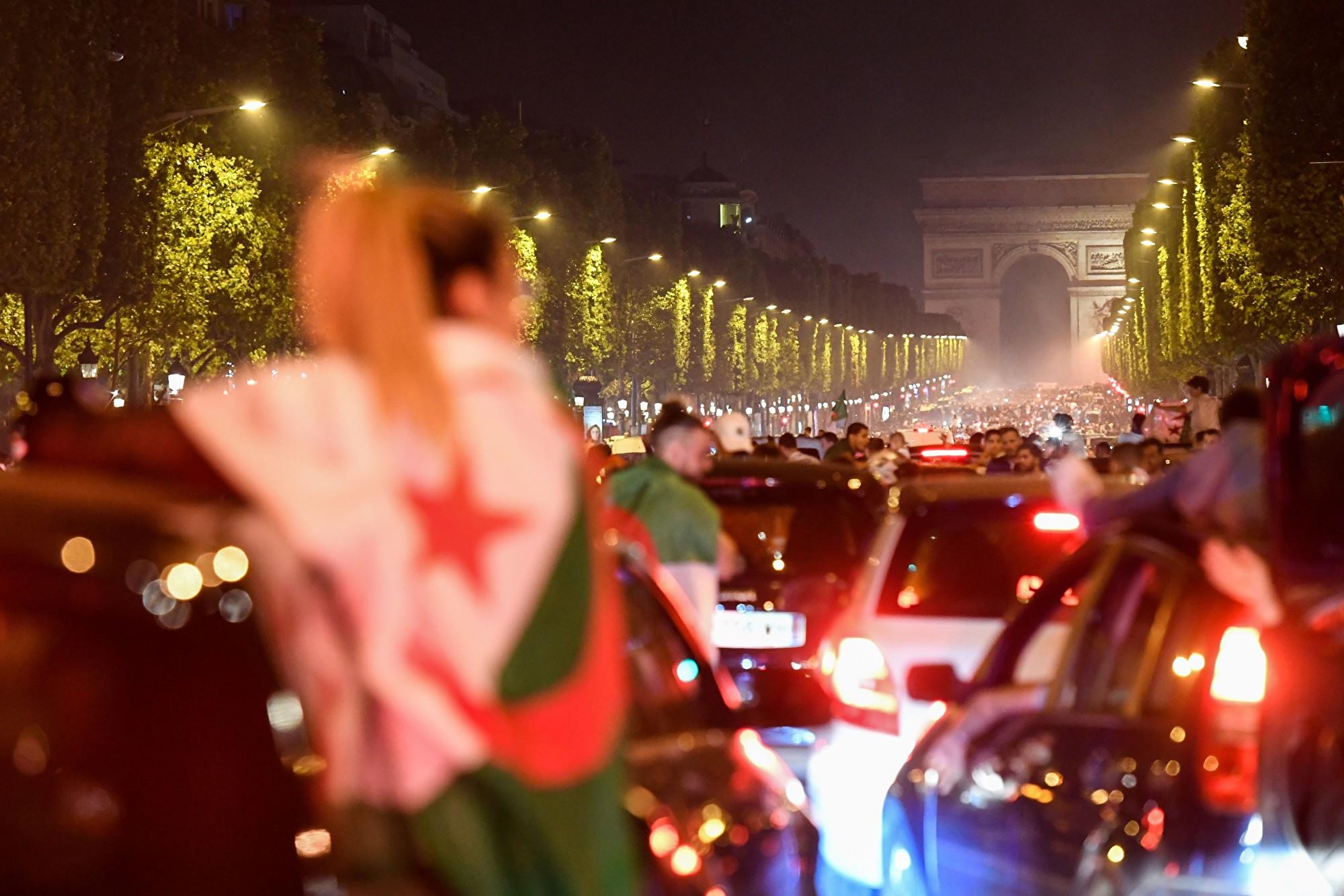 阿尔及利亚一球击败塞内加尔再夺非洲杯