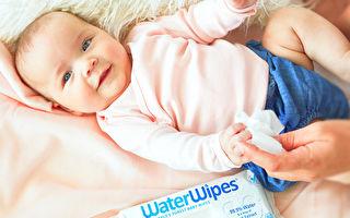 爱尔兰制造湿巾WaterWipes