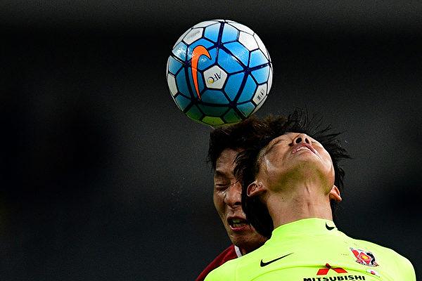 世界盃預選賽40強賽 中國男足再抽好籤