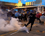 港铁发起大罢工 外媒:香港运动进入新阶段