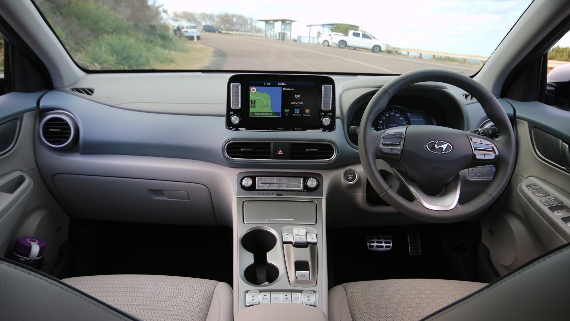 韩国现代纯电动车——Hyundai KONA Electric 2019