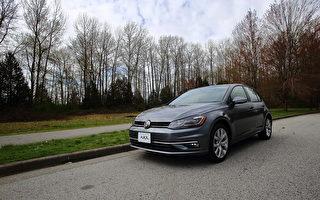 車評:縮小引擎 2019 Volkswagen Golf TSI