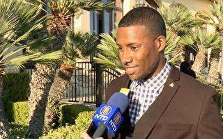民主党转共和党 非裔企业家角逐帕市市长