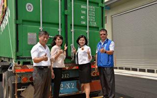 雲林好米外銷澳洲 每月固定出口二貨櫃