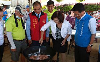 五結鄉「土豆節」傳統土豆趣味競賽