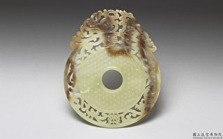 史前跨歷代的玉璧 傳達中華文化思想與美學