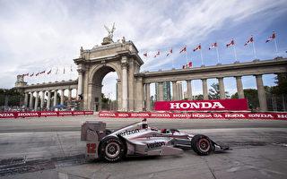 本田赛车活动本周末举行 多伦多周三起封路