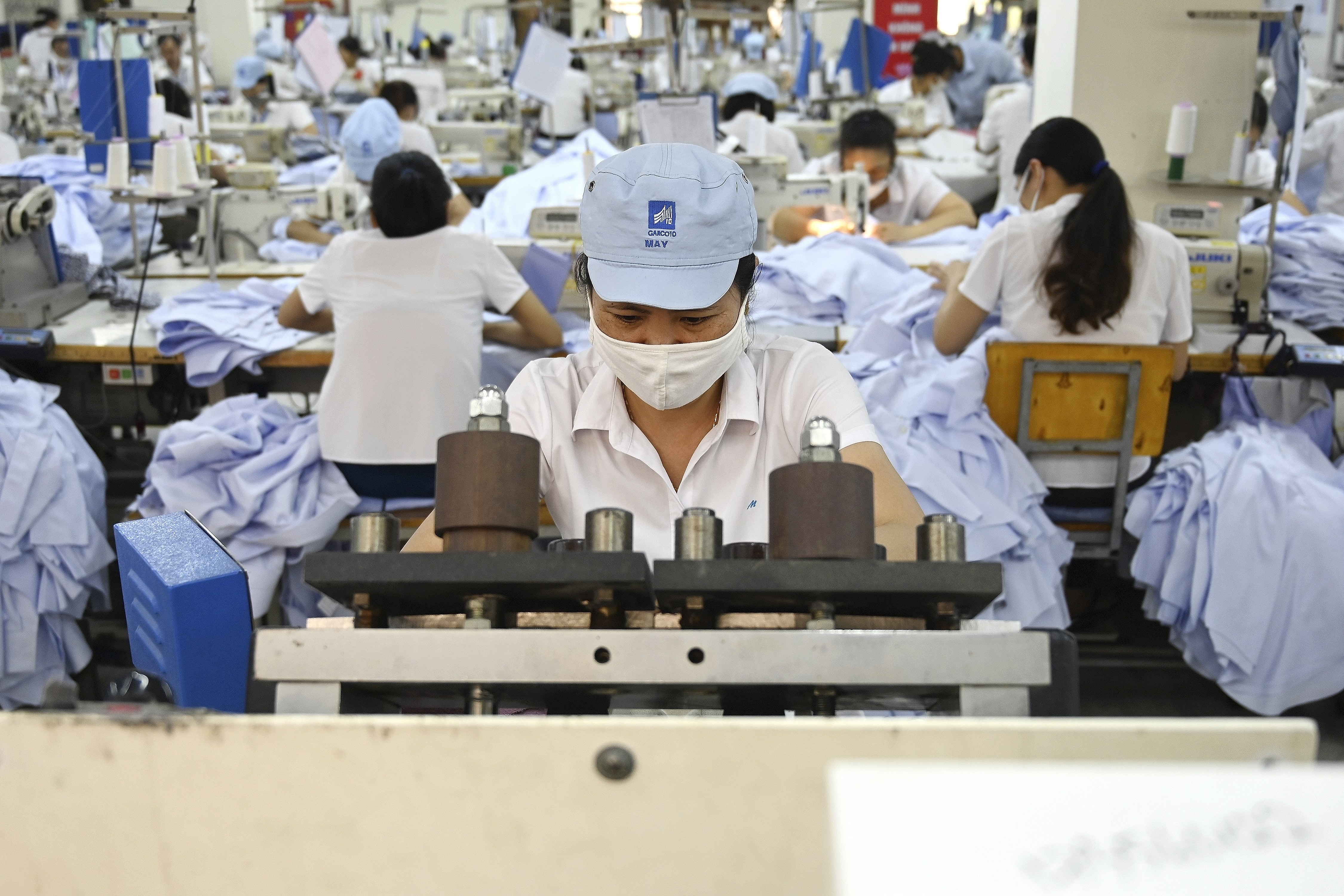 貿易戰效應顯現 中港韓投資轉進越南