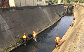 守护河川环境 嘉义市推动清净河面计划
