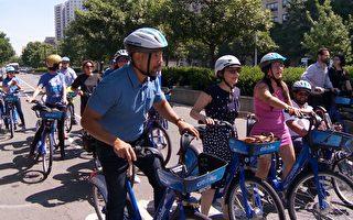 Citi Bike扩大据点 民众褒贬不一