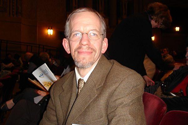 柯爾克・艾里森(Kirk C. Allison)教授。(唐寅/大紀元)