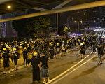 「占領立法會」 香港七一留守最後時刻紀實