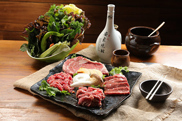 品味 The Kunjip 傳統韓餐