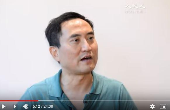 專訪方德豪:香港自由價值受威脅 美國三選項