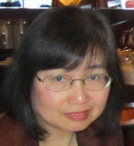 加拿大香港之友召集人宋女士(Fenella Sung),原香港電台記者辛智芬。(受訪人提供)
