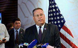美驻港总领事卸任前 谈香港七一事件