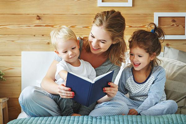 家長喜歡讀書 孩子也會喜歡讀書