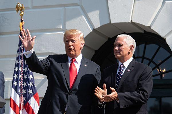 許茹:特朗普說「我們都是神的子民」啟示世界